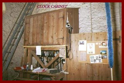 Clock dominance of the ringing chamber!